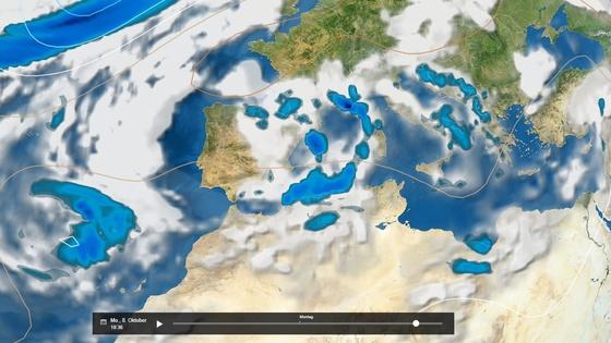 Wetter Heute Wettervorhersage Wetterbericht Online Wetter