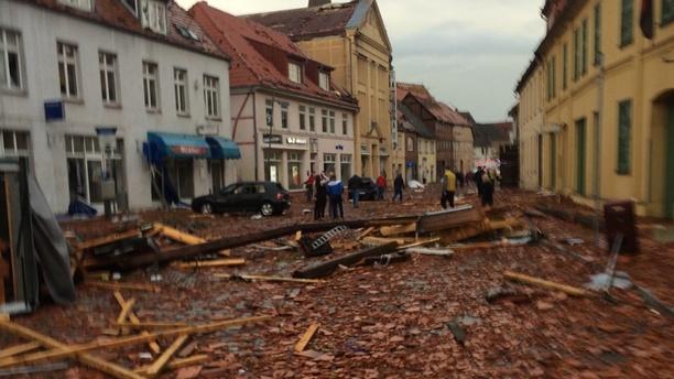 Tornado Bützow