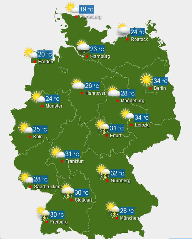 Wetter TГјbingen Aktuell