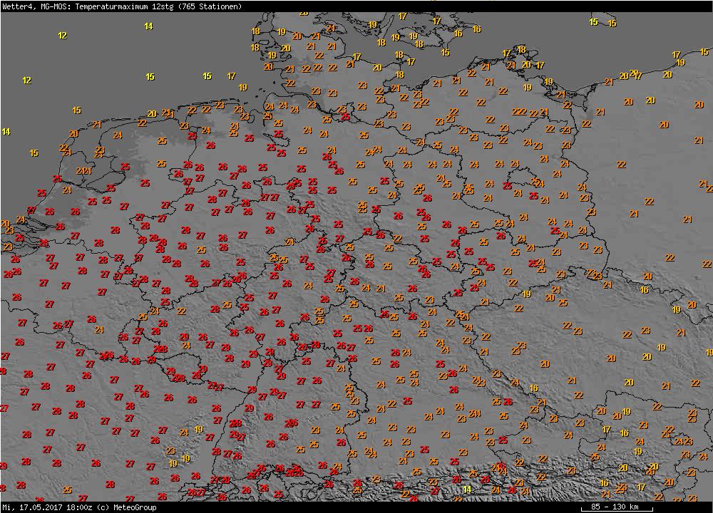 Wetter - Stuttgart - Der Sommer hält Einzug im Südwesten, für ein paar Tage