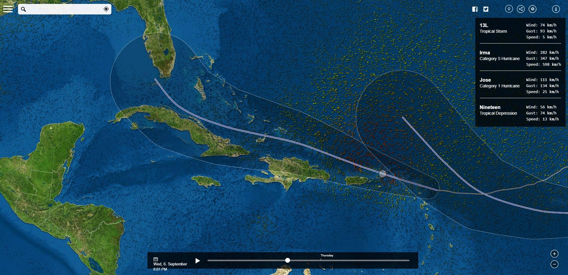 Wie Entsteht Ein Hurrikan