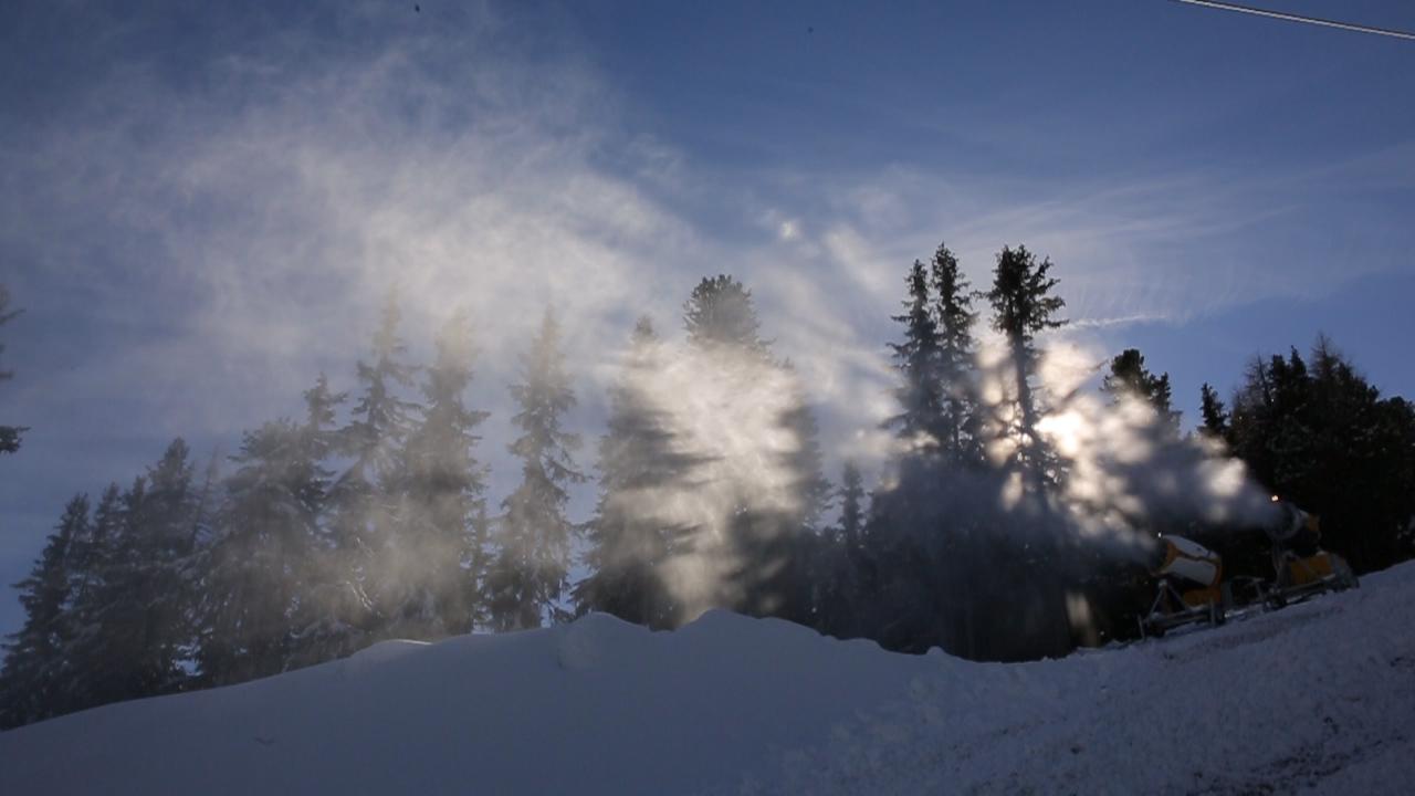 In der neuen Woche kommt der erste Schnee nach Hessen