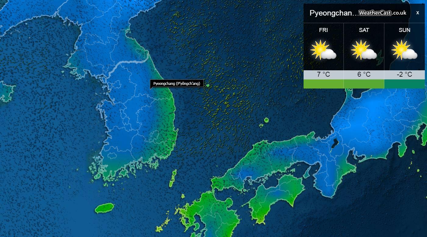 Eil: Olympische Winterspiele in Pyeongchang eröffnet